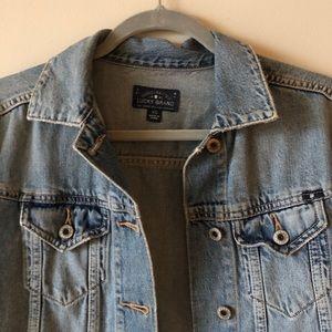 Lucky Brand Jackets & Coats - Lucky Brand Jean Jacket XS